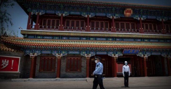 中南海所在地現陽性病例 京滬疫情蔓延江蘇陷恐慌