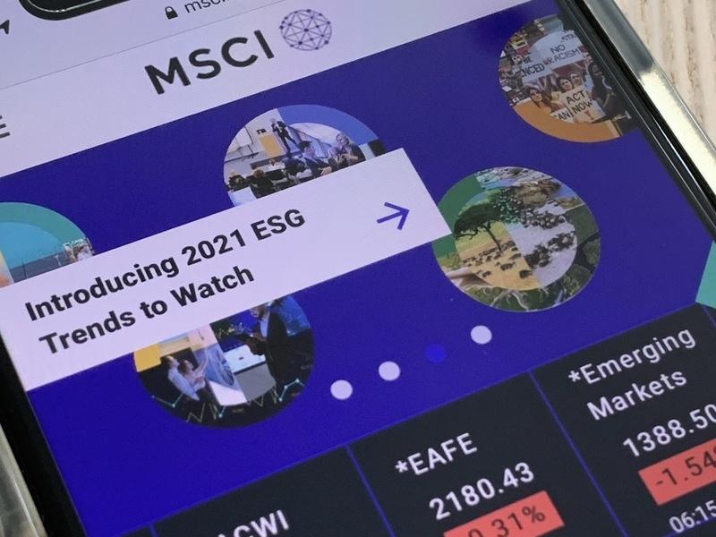 MSCI突出手明天加碼剔除5隻受制裁中資股