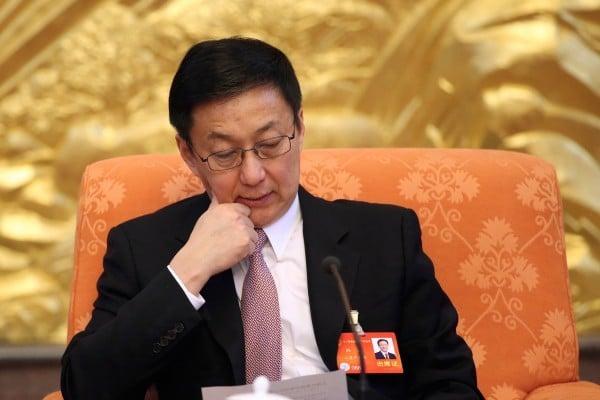 傳韓正將調離上海 與習的真實關係曝光