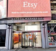 馬斯克推文稱「喜愛」 Etsy股價一度大漲8.6%