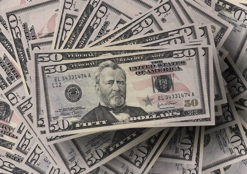 拜登收1.45億美元政治獻金