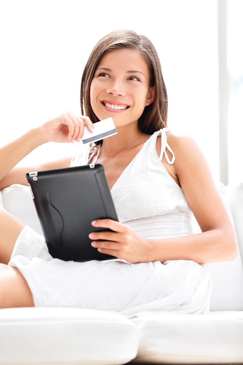 在網上看到想買的東西,應隔一段時間後再付款。
