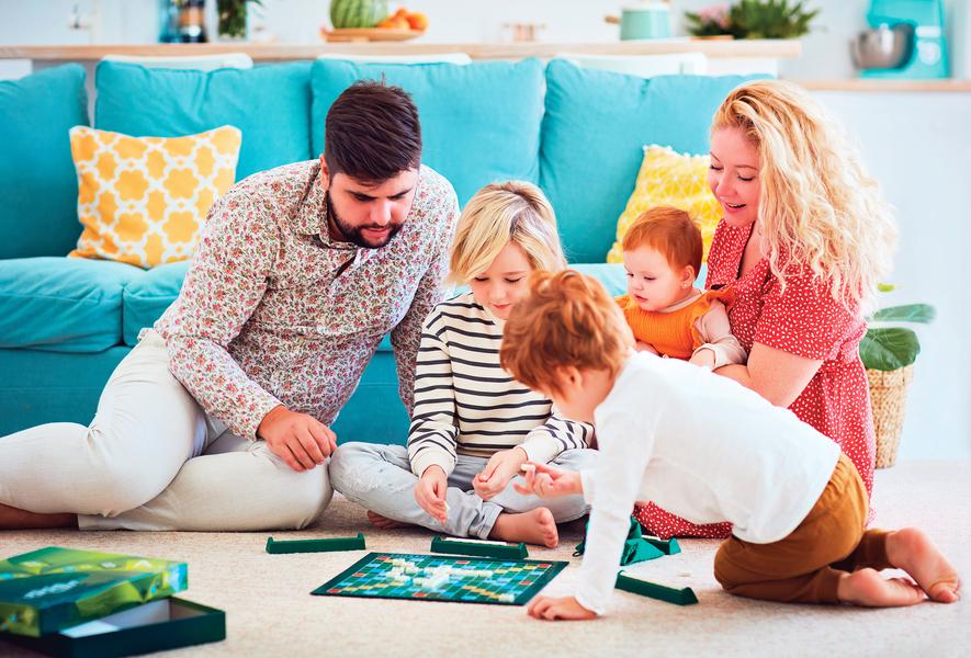 冬季時節 適合全家人的 室內活動
