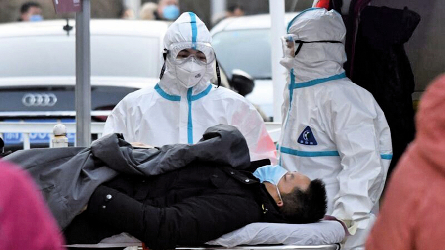 變種病毒擴散七十國  致死率增加30%