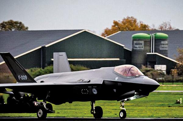 擬恢復與伊朗外交 拜登停售阿聯F-35戰機