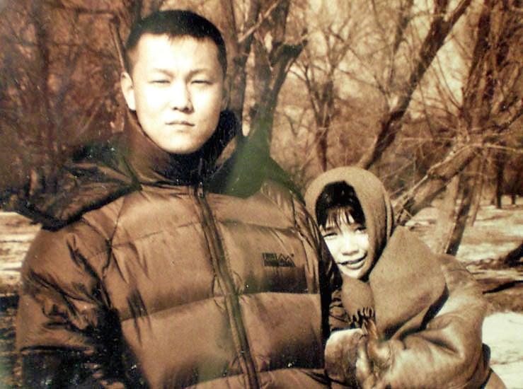 以奧運為名的虐殺 一對北京藝術家夫妻淒婉的故事