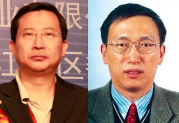 饒毅(左)和裴鋼(右)互相對掐,舉報對方學術造假引發地震。最終官方出面稱,雙方都沒有造假,但難獲民間信任。(網絡圖片合成)