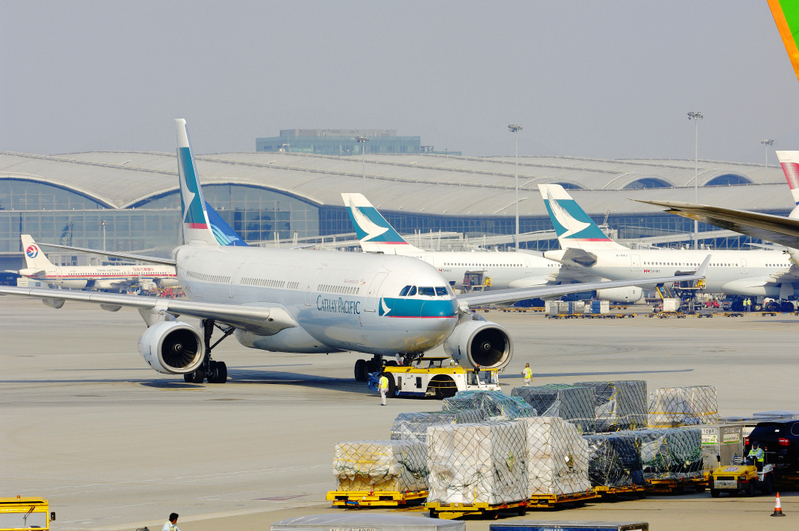 港今增28宗確診 機場工程三千人需檢疫