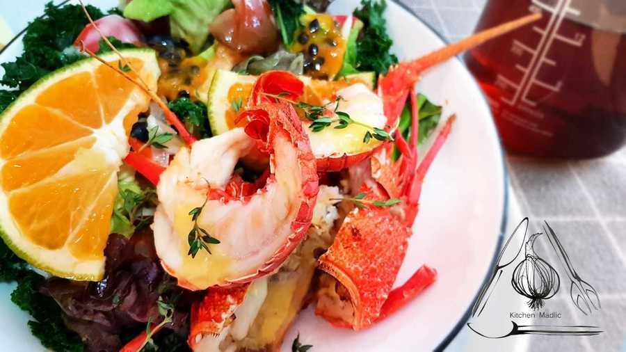【美食「達」人】  營養美味龍蝦西餐