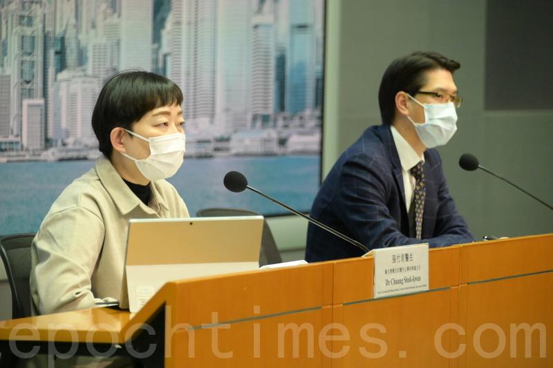 截至1月31日零時零分,本港新增53宗中共病毒(武漢肺炎)確診個案,44宗屬本地個案,其中17宗源頭不明。(郭威利/大紀元)