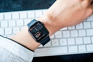 智能手錶助預警中共病毒感染