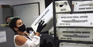 民主黨提法案 擴大郵寄投票