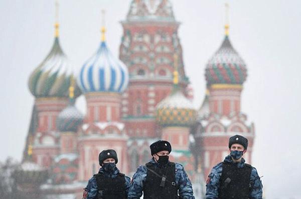 全球逾1.02億人確診 莫斯科逾半民眾染疫