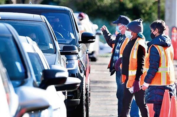CDC下令搭乘大眾運輸需戴口罩