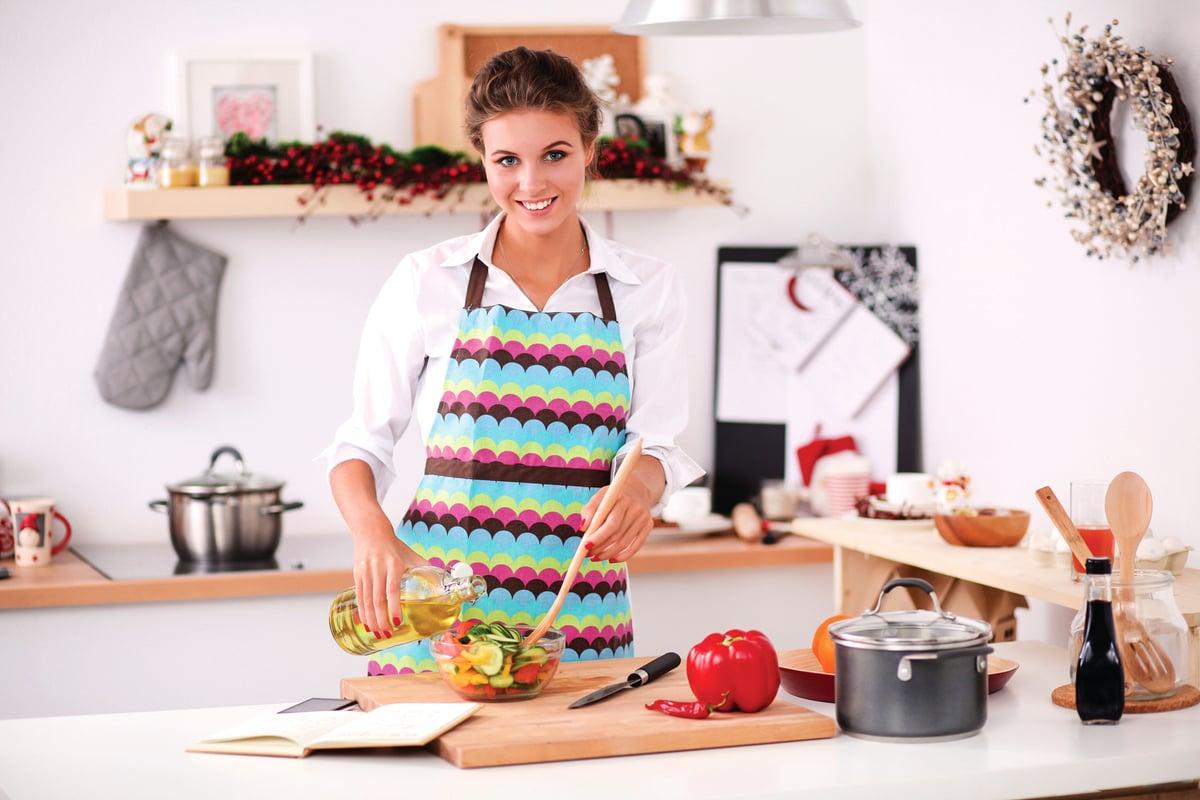 掌握各種秘訣,不論甚麼樣的食材你都能料理出好滋味。