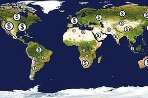 史丹福創新研究 利用衛星繪製貧困圖