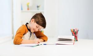 提高孩子的寫作技巧 (二)