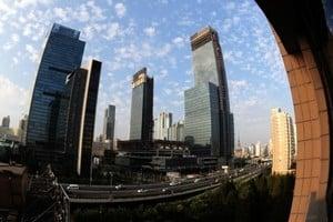 陸企業囤錢居民按揭大增