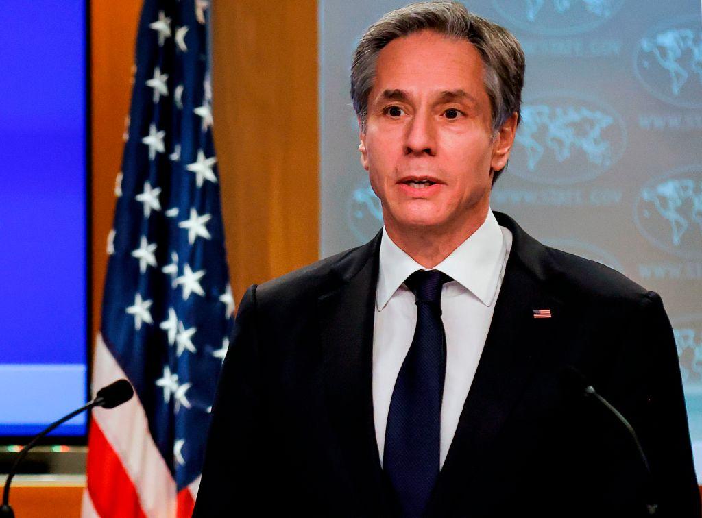 美國新任國務卿布林肯(Antony Blinken)昨(2月1日)公開批評中共對疫情處理不透明,以及破壞香港自治的承諾。