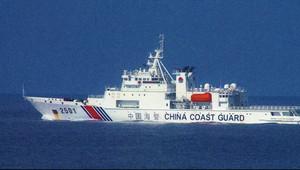 中共海警或動武 日方擬應對 釣魚島緊張局勢升高