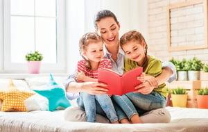 育兒錦囊 培養孩子 讀書習慣的妙計