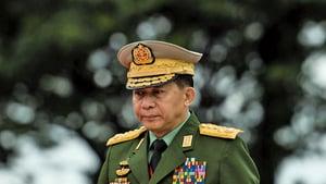 緬甸政變前 王毅訪緬見軍頭