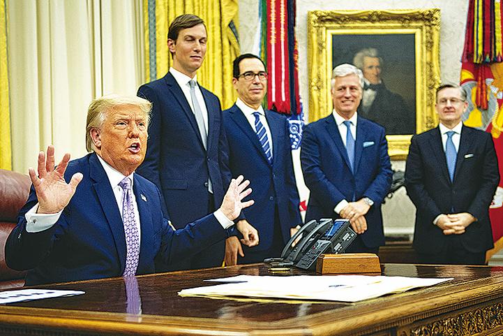 特朗普和庫什納獲諾貝爾和平獎提名