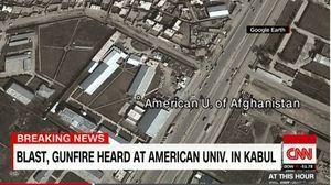 爆炸聲槍聲大作 阿富汗美國大學7死30傷