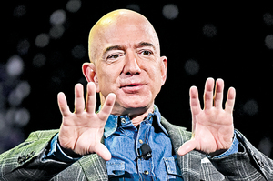 貝佐斯Q3卸任亞馬遜CEO