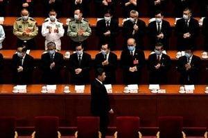 中共二十大前內鬥升級 中南海宣稱「十個嚴禁」