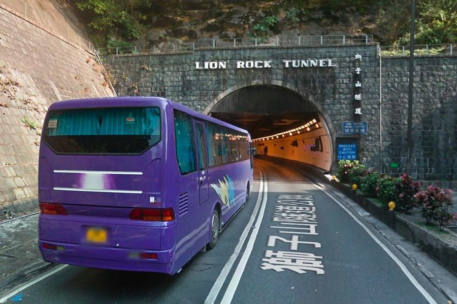 獅子山隧道九龍方向本周六實施臨時交通安排