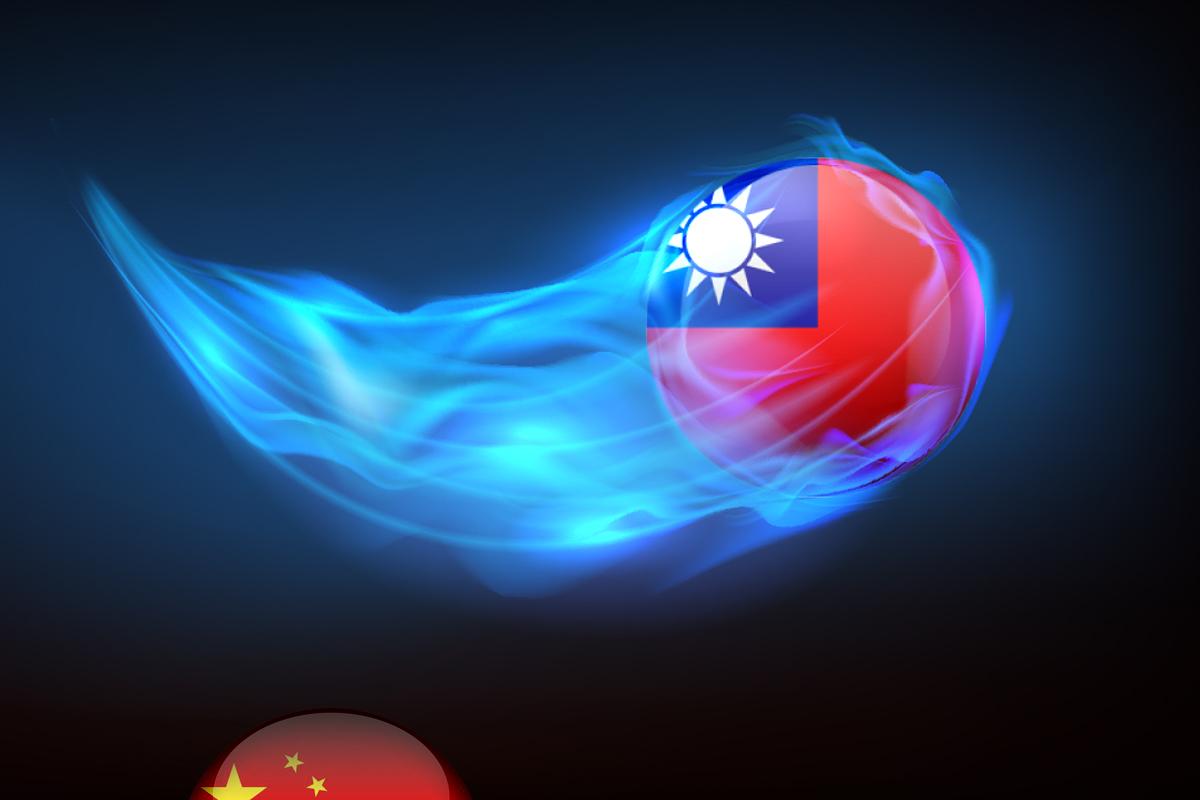 2020年經濟正增長,中共自稱全球唯一,原來台灣已超越;台經濟三大亮眼表現,中共眼紅無望,還有一個是致命傷。(大紀元製圖)