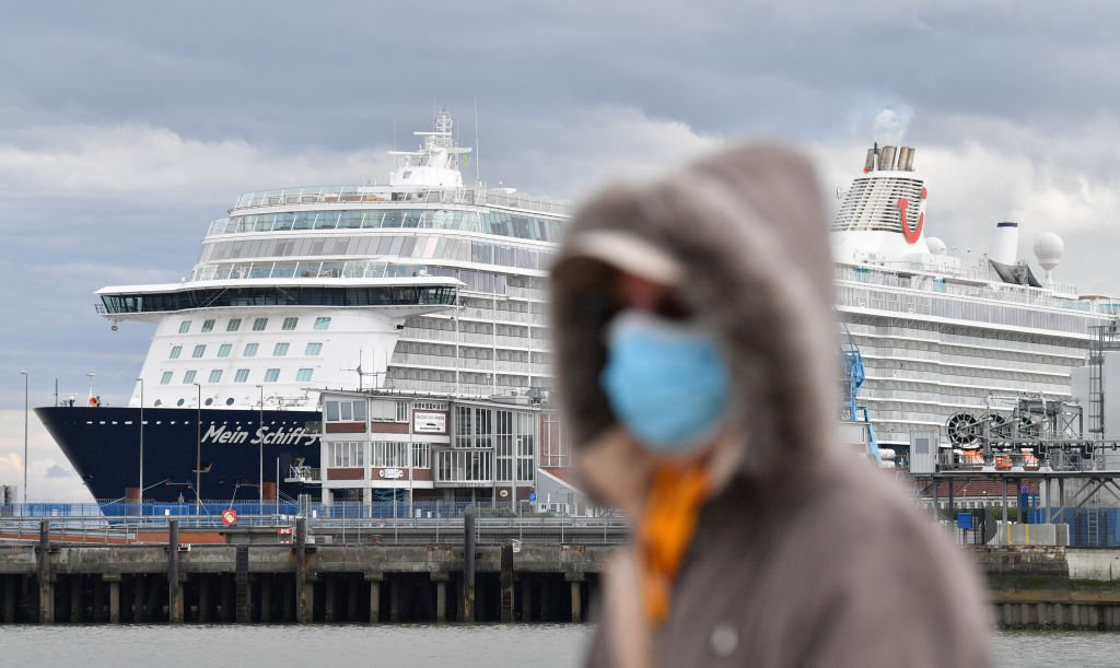 受疫情影響,加拿大決定將郵輪禁令延長至2022年2月,今年夏天船員復工無望。(David Hecker/Getty Images)