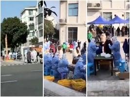 【一線採訪】上海浦東市民:不信僅一例升中風險