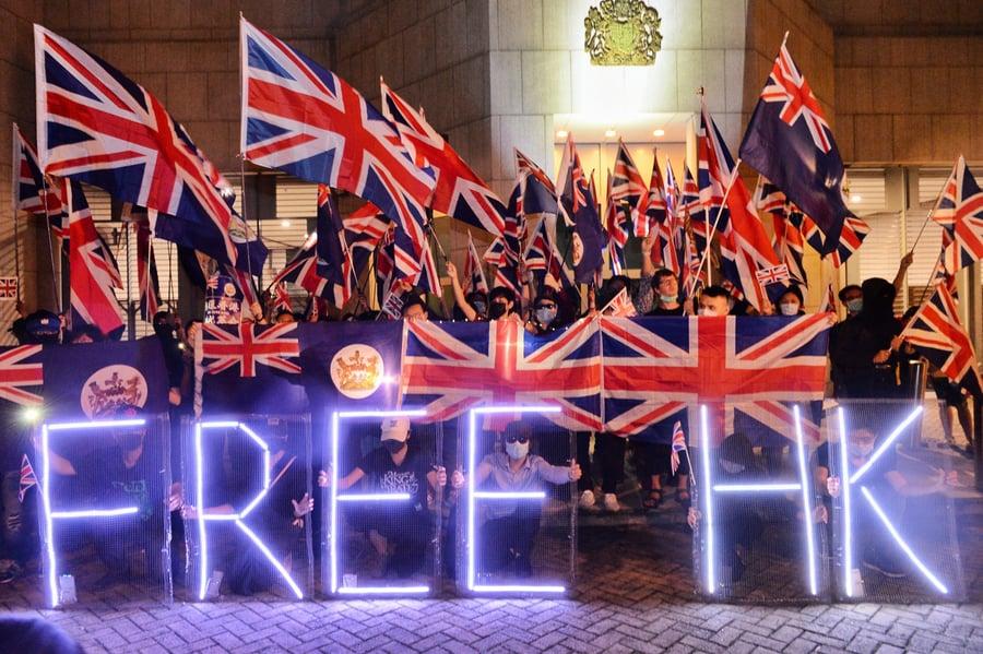 「特殊移民潮」港人用腳投票 加速赴英