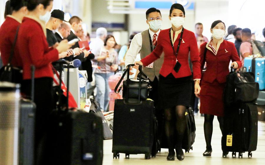 2月20日起本港機組人員不再豁免檢疫