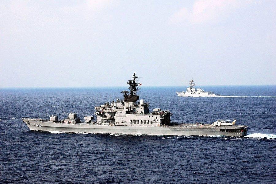 美軍太平洋新建三瀕海作戰團 宙斯盾戰艦部署日本