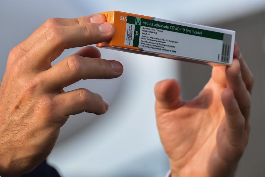科興疫苗公佈第三期臨床試驗結果 下周提交港府