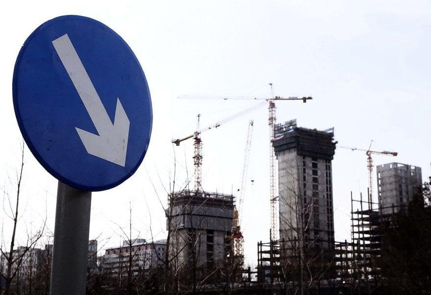 大型房企「華夏幸福」爆雷 中國金融風險增高