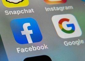 加國多家報紙頭版空白 抗議FB和Google