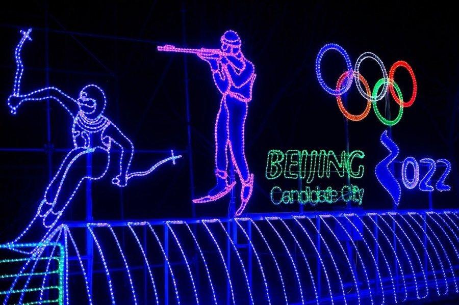 抵制北京冬奧會 180團體發公開信 美議員提決議案