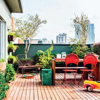 改造陽臺兼具實用與美的家具有哪些?