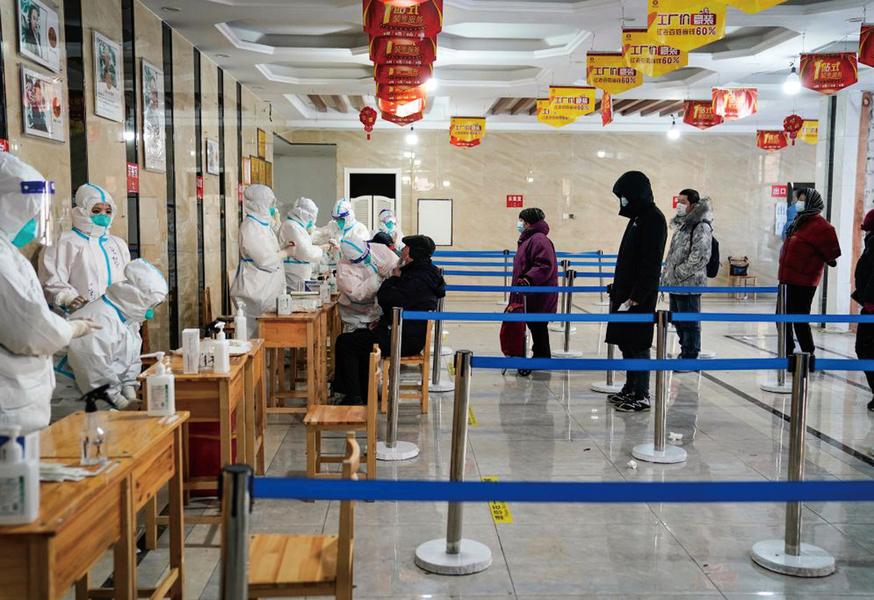 返鄉難!哈爾濱人回綏化遭強制隔離