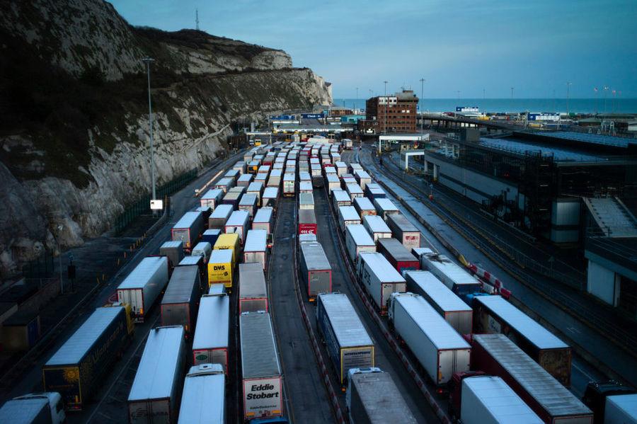 運輸工人稱 脫歐後英國出口歐盟降68%