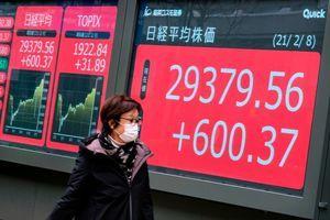 日本12月經常賬盈餘擴至1.17萬億日圓 日經升609點