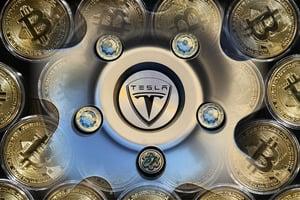 Tesla透露大手買入15億美元Bitcoin   並擬接受它作產品交易