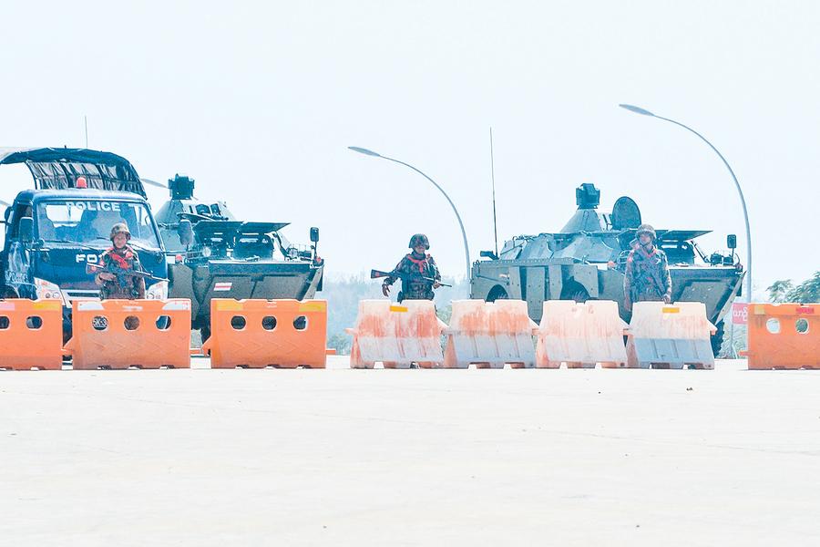 中共把緬甸擺上 新冷戰的戰場