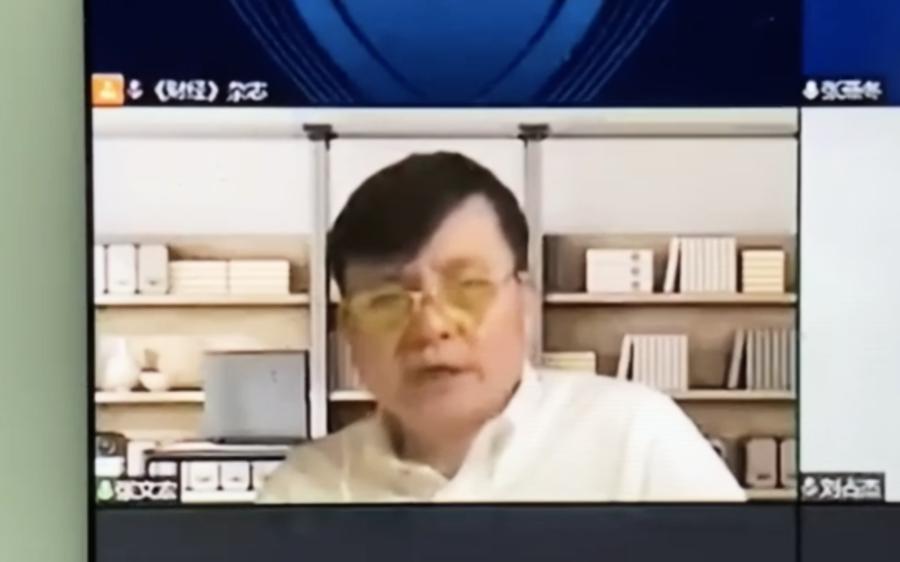 上海專家張文宏暗批中共防疫政策將令人精神崩潰