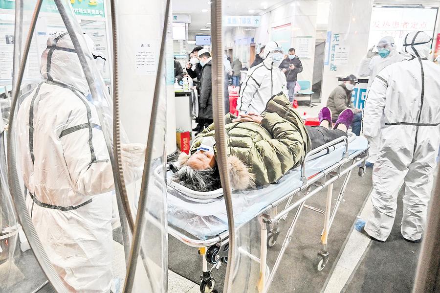 大疫洶洶 人類會不會重蹈覆轍?