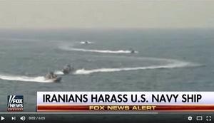伊朗軍艦高速攔截 美驅逐艦緊急改道避險